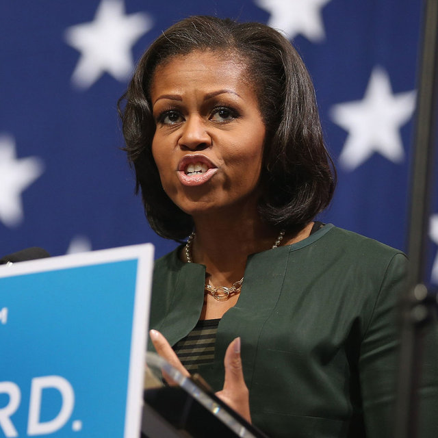 Michelle Obama Quote on Voting and Her Daughters
