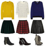 Easy Fall Outfits 2012