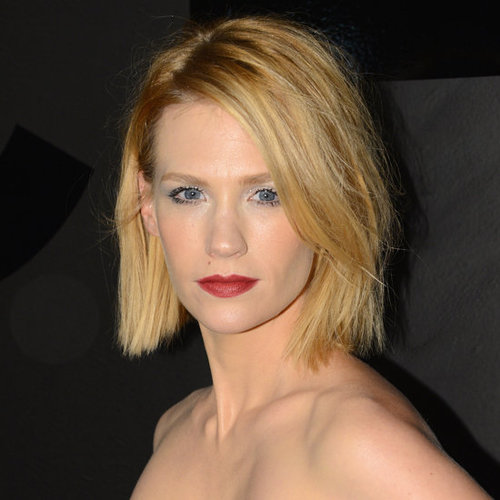 How to Wear Brick Red Lipstick Like January Jones: Shop the Best Brick Red Lipsticks