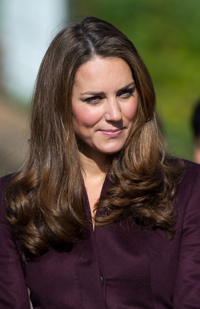Kate Middleton in Newcastle upon Tyne.