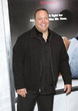 Kevin James arrived on the red carpet.
