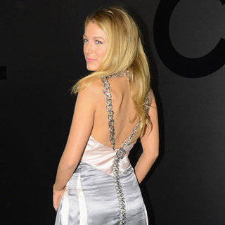 Blake Lively at a Chanel Party in NYC