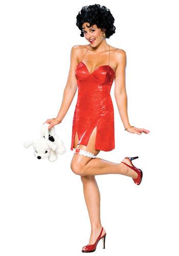 Adult Betty Boop Costume