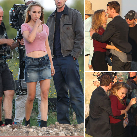 Natalie Portman Shows Skin and Shares a Hot Scene With Fassbender