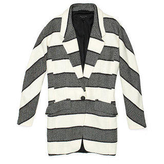 Rag & Bone Striped Coat