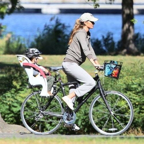 Celebrity Prenatal Exercise Routines