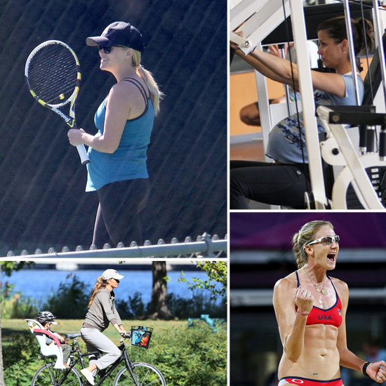 11 Celeb Moms-to-Be Show Off the Benefits of Prenatal Exercise