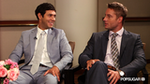 "Video: Justin Hartley and Michael Rady Say Emily Owens, M.D. Has a ""Heavy Dose of Quirk"""