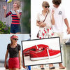 Taylor Swift and Keds Collaboration