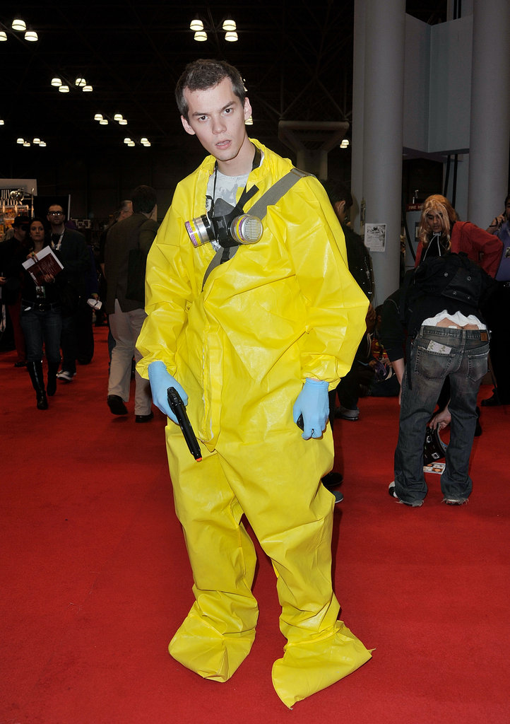 Walter White Or Jesse Pinkman From Breaking Bad