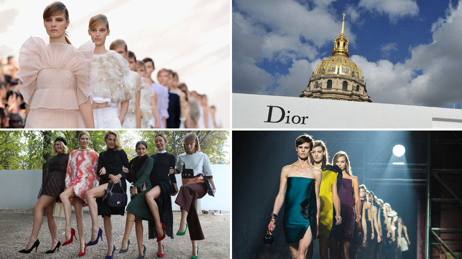 Paris, Je T'Aime: The Top 10 (Gorgeous) Reasons We Love Paris Fashion Week