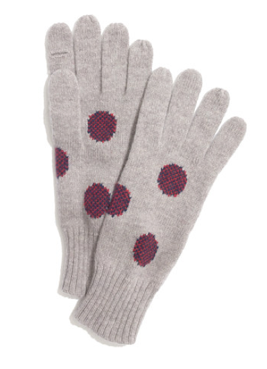 If you're a fan of this season's sweet polka-dot print, why not try these Madewell dotted gloves ($35) for a playful dose of pattern in question?