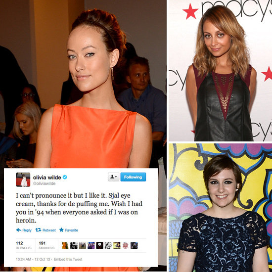 Tweets of the Week: Lena Dunham, Olivia Wilde, Nicole Richie & More