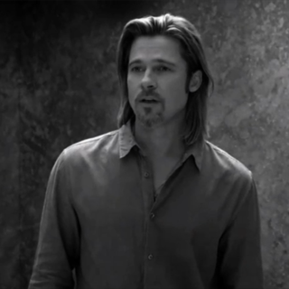 Brad Pitt's Chanel No. 5 Ad (Video)