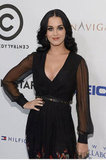 Katy Perry stepped out for the Night of To Many Stars benefit in NYC.