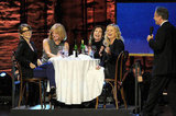 Tina Fey and Amy Poehler Join a Charitable Night With Many Stars