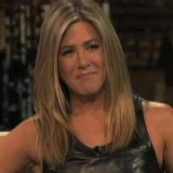 Jennifer Aniston Tears Up Talking Engagement on Chelsea Lately