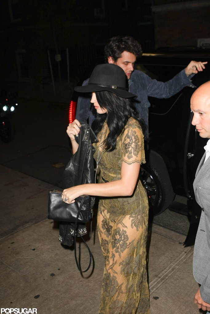 Katy Perry and John Mayer had a night out together in NYC.