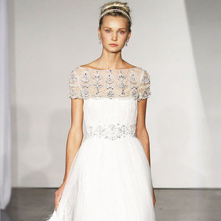 Beautiful Wedding Dresses; 2013 Bridal Fashion Week Marchesa