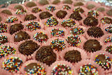 Mini Chocolate Truffles