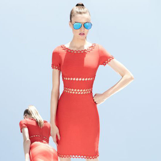 Herve Leger Resort 2013 Collection
