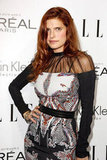 Lake Bell posed for photos in LA at the the Elle Women in Hollywood Awards.