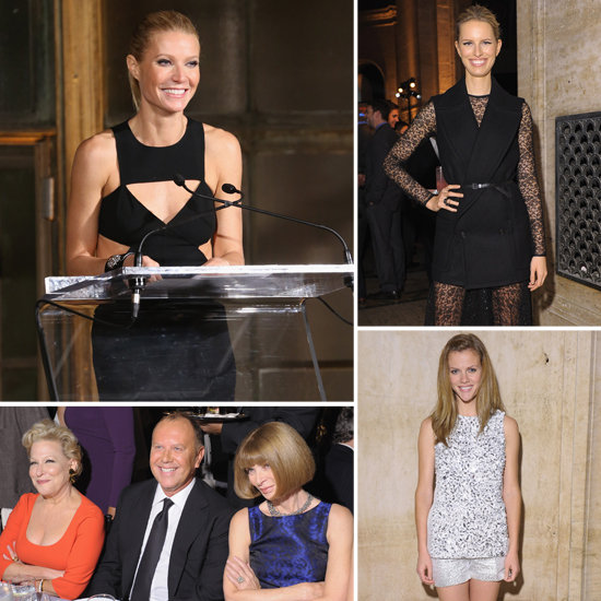 Gwyneth, Brooklyn and Karolina Celebrate Michael Kors in NYC