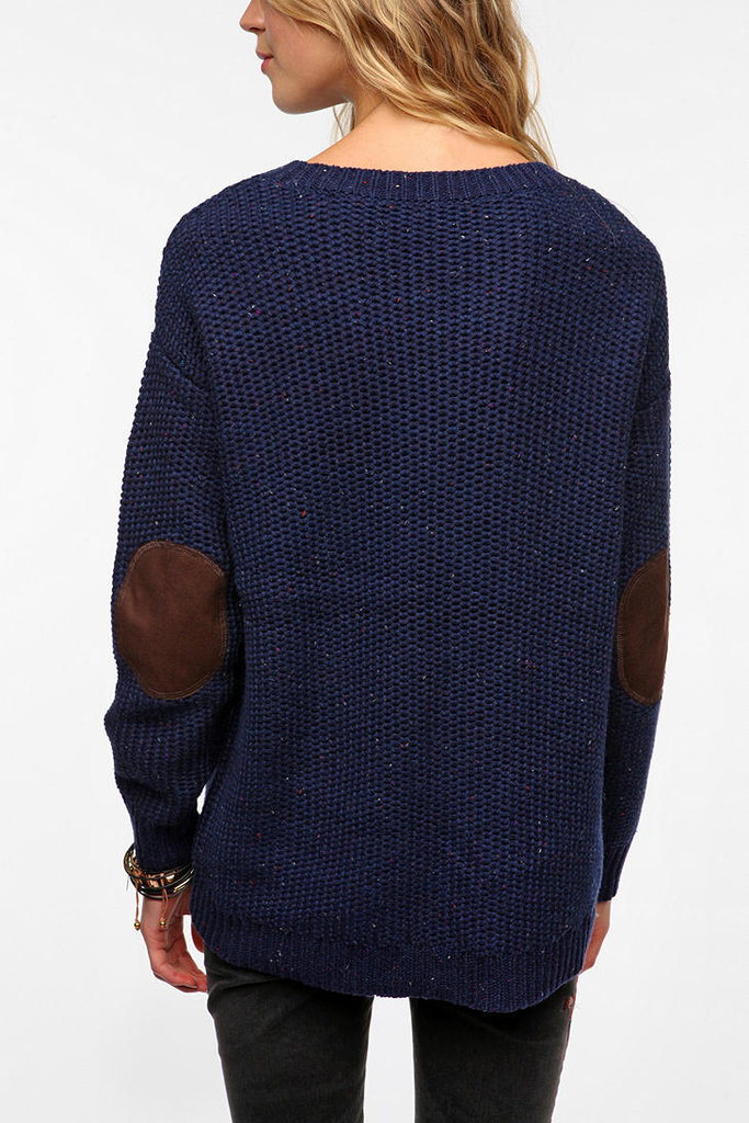 The grandpa-inspired elbow-patch details and soft knit finish makes us think this Coincidence & Chance sweater ($59) will be the kind of sweater that you wear with your slickest trousers and your slouchiest denim.