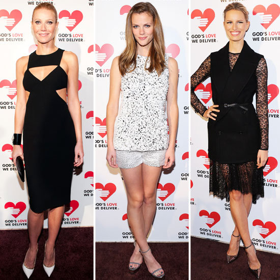 Gwyneth, Brooklyn, Karolina, and More Turn It Up in Michael Kors