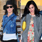 Katy Perry Works Two Fab Looks For Her NYC Date With John Mayer