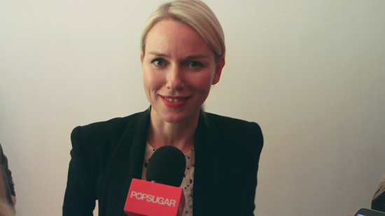 "Video: Naomi Watts Talks About the ""Pressure"" of Playing Diana"