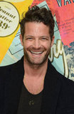 Nate Berkus posed for photos at the NYC event.