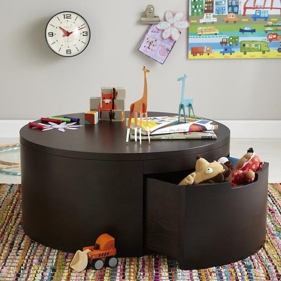 7 Modern and Cool Play Tables For Kids