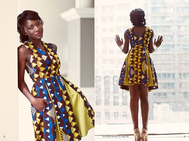 Modern african print dresses http www fashionjunkii com tag african