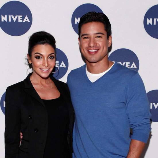 Mario Lopez couple