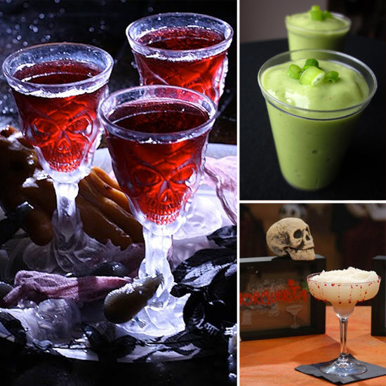 Serve Up Some Petrifying Punch This Halloween