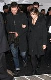 Justin Timberlake and Jessica Biel were all smiles during a February 2009 night out in NYC.