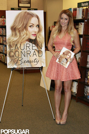 Lauren Conrad Brings Her Books to Philadelphia in Style