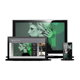 Xbox Music Features