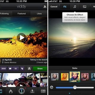 Video Sharing App Viddy