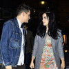 Katy Perry and John Mayer Pictures Celebrating His 35th Birthday