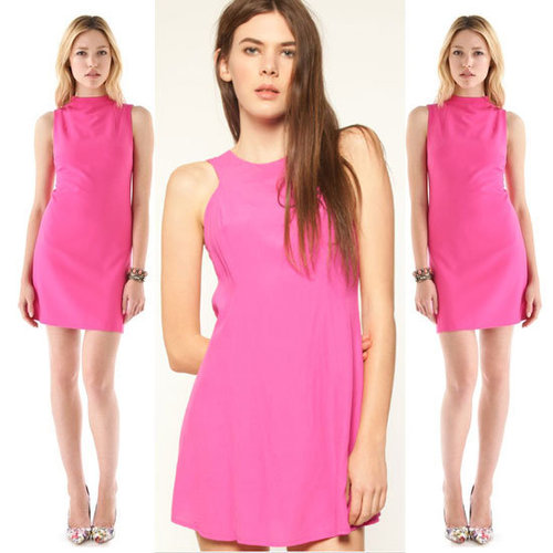Top Five Pink Dresses to Wear to Support Pink Ribbon Day and Breast Cancer Awareness Month