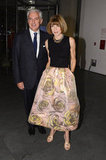 Anna Wintour wore a floral outfit at the Innovator of the Year Awards in NYC.