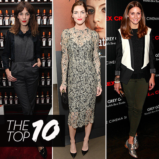 Alexa, Olivia, and Hilary Set the Tone For This Week's Top 10