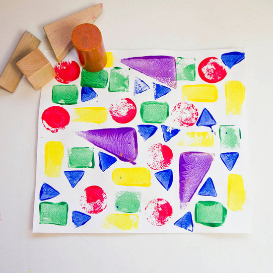 Make Wooden Block Prints