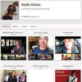 Keith Urban on Pinterest