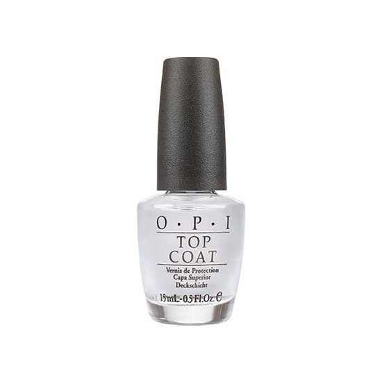 OPI Top Coat, $19.95