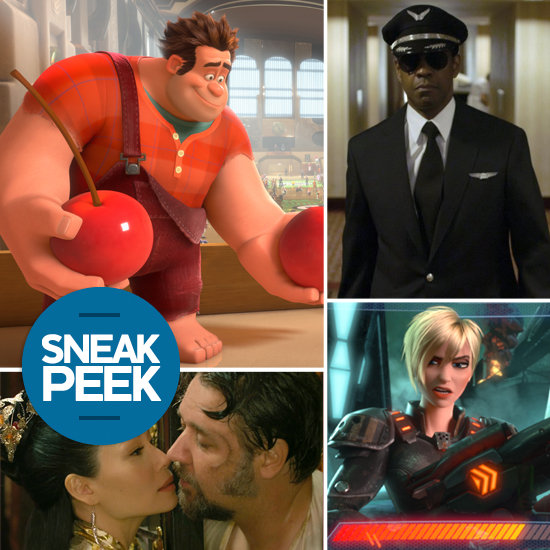 Movie Sneak Peek: Wreck-It Ralph, Flight, and The Man With the Iron Fists