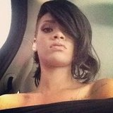 Rihanna's New Hair Change