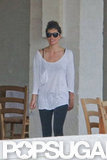 Jessica Biel Seen in Italy — as a Newlywed!